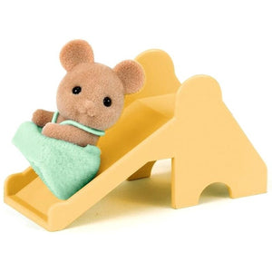 SF Mouse Baby with Slide