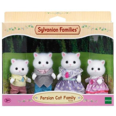 SF Persian Cat Family