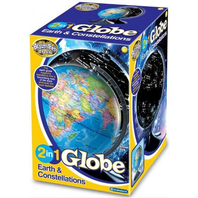 2N1 Globe Earth & Constelations