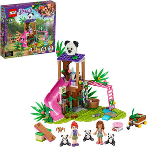 Lego Friends Panda Tree House 41422