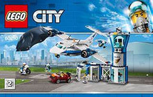 Load image into Gallery viewer, Lego City Sky Police Air Base 60210