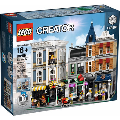 Lego Expert Assembly Square 10255
