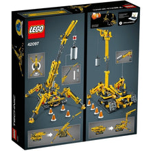 Load image into Gallery viewer, Lego Tech Crawler Crane 42097