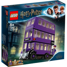 Load image into Gallery viewer, Lego Potter Knights Bus 75957