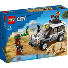 Load image into Gallery viewer, Lego City Safari Off Roader 60267