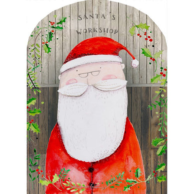 Santas Workshop Advent