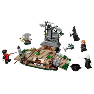 Lego Potter Rise of Voldemort 75965