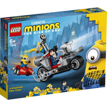 Load image into Gallery viewer, Lego Minions Bike Chase 75549