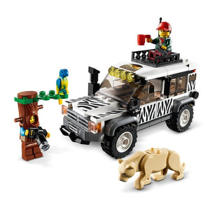 Lego City Safari Off Roader 60267