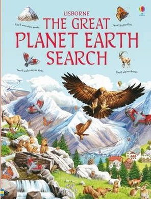 Great Planet Earth Search Bk