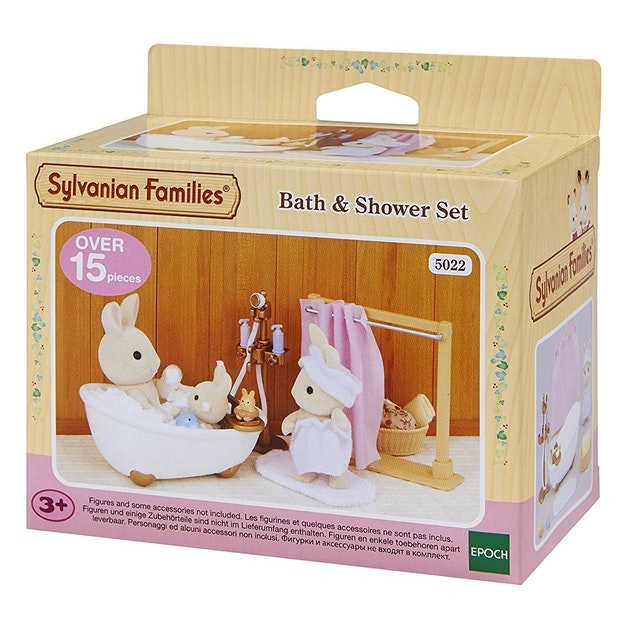 SF Bath & Shower Set