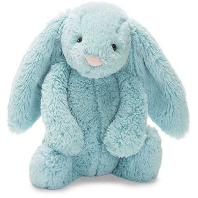 Jellycat Bashful Aqua Bunny Small