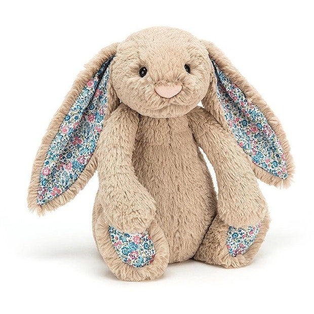 Jellycat Blossom Beige Bunny Med