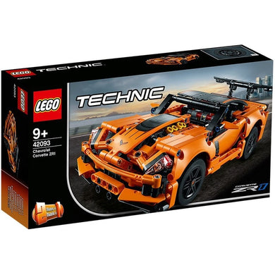 Lego Tech Chevrolet Corvette 42093