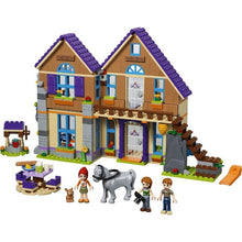 Load image into Gallery viewer, Lego Friends Mias House 41369