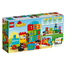 Load image into Gallery viewer, Lego Duplo Number Train 10847