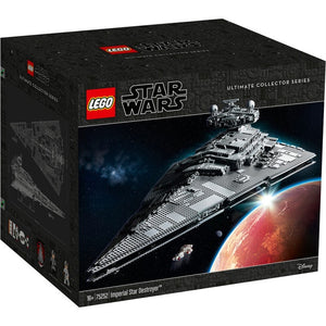 Lego SW Star Destroyer 75252