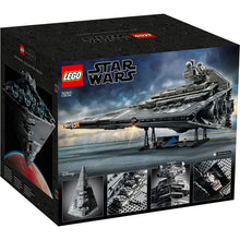 Load image into Gallery viewer, Lego SW Star Destroyer 75252
