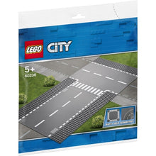 Load image into Gallery viewer, Lego City Straight & T-Junction 60236