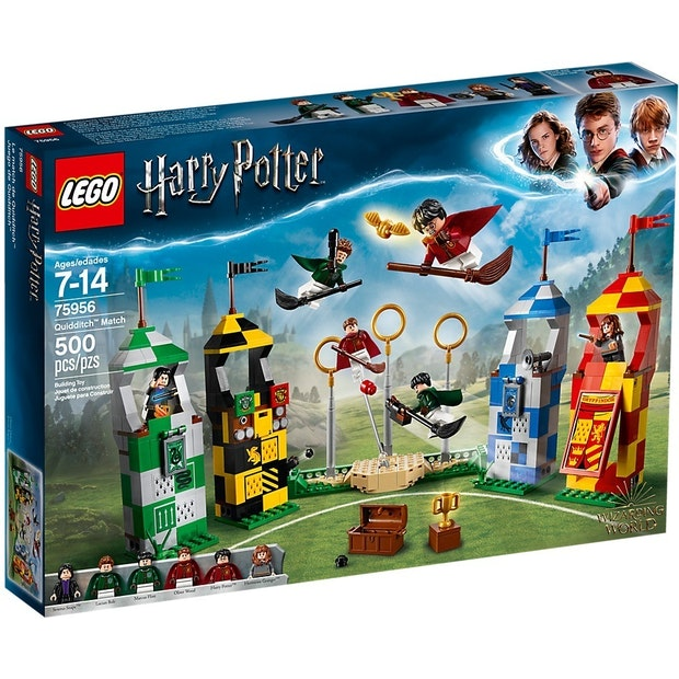 Harry Potter Quidditch 6219619