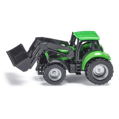 Deutz Tractor with Front Loader