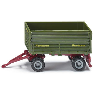 Siku Fortuna 2 Axled Trailer