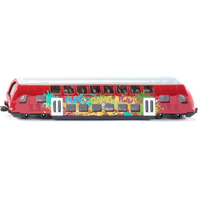 Siku 1:87 1791 Double Decker Train