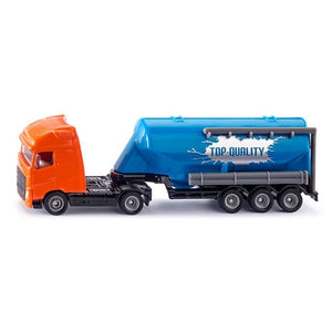 Siku Truck with Silo Trailer 1:87