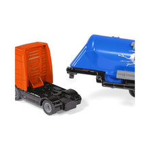 Load image into Gallery viewer, Siku Truck with Silo Trailer 1:87