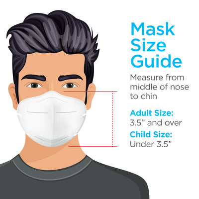Child KN95 Advanced Protective Masks (20 pack)