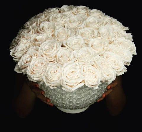 THE GRAND ROSES - Bloom Plan Design Miami Flower Delivery Services Father' Day gift Dad