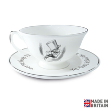 Load image into Gallery viewer, Mad Hatter Cup & Saucer