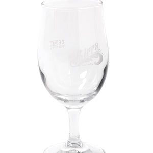 1/2 Pint 'Birra' Draft Stemmed Beer Glass 10oz - 1 case of 6