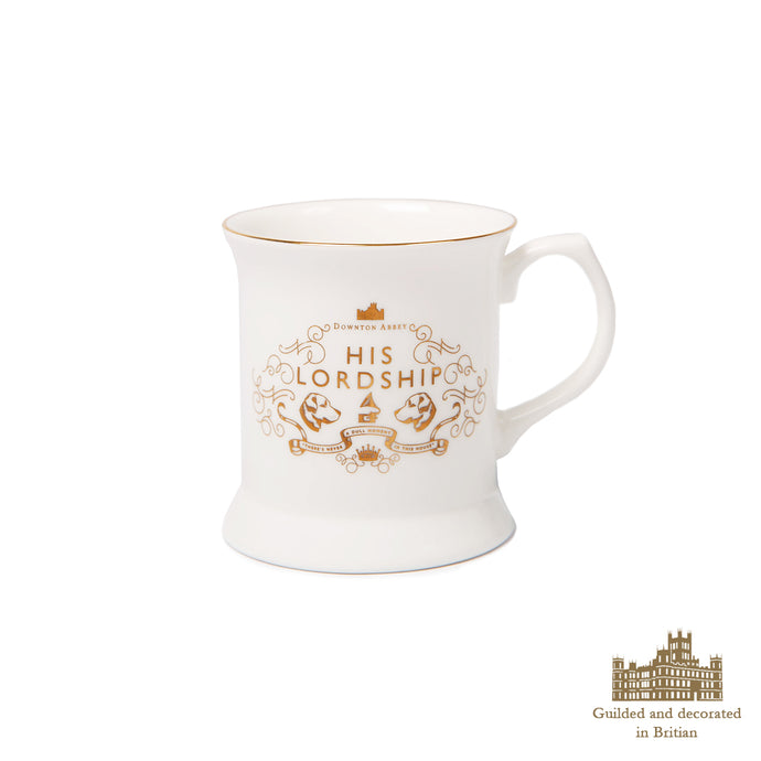 His Lordship Fine Bone China Mug