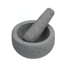 Load image into Gallery viewer, Pestle and Mortar 12cm Dia Granite