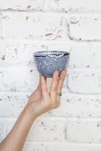 Load image into Gallery viewer, Blue Speckled Stoneware Large Ramekin - 1 case of 12