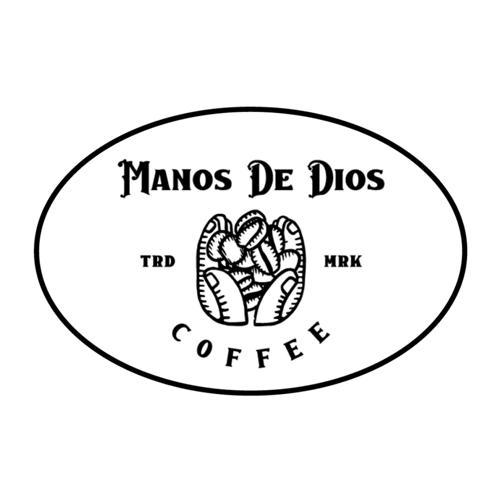 Manos de Dios Sticker - Guntersville Church of Christ