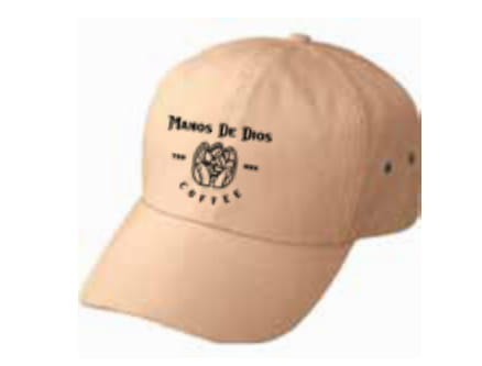Manos de Dios Baseball Cap - Guntersville Church of Christ