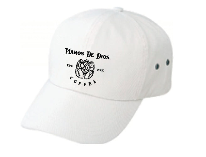Manos de Dios Baseball Cap - First United Methodist Church of Rocky Mount