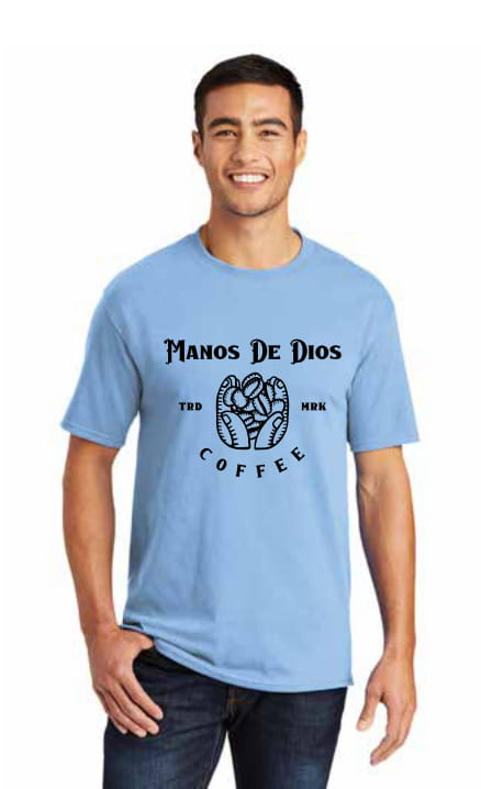 Manos de Dios T-Shirt - Arab First United Methodist