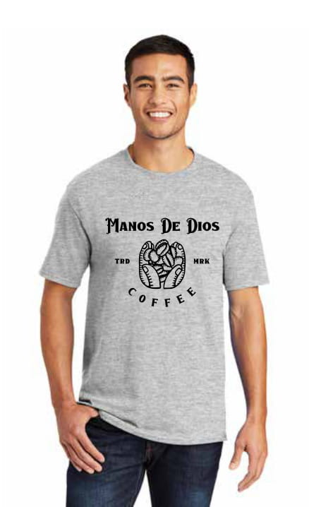 Manos de Dios T-Shirt - First United Methodist Church of Rocky Mount