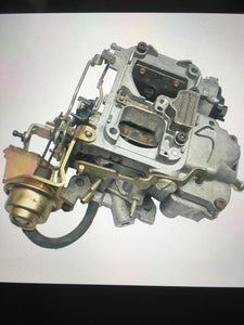 Jeep carburetor 2.8 electric choke only Rochester Verajet