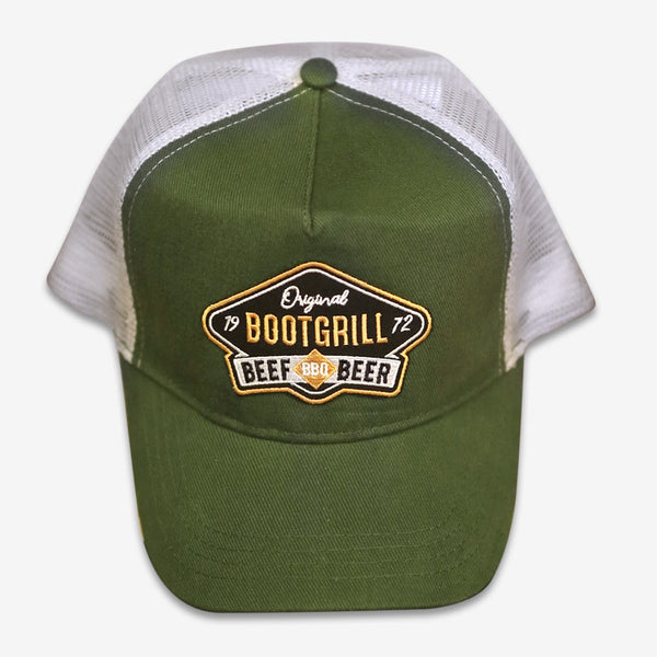 Casquette Bootgrill Green