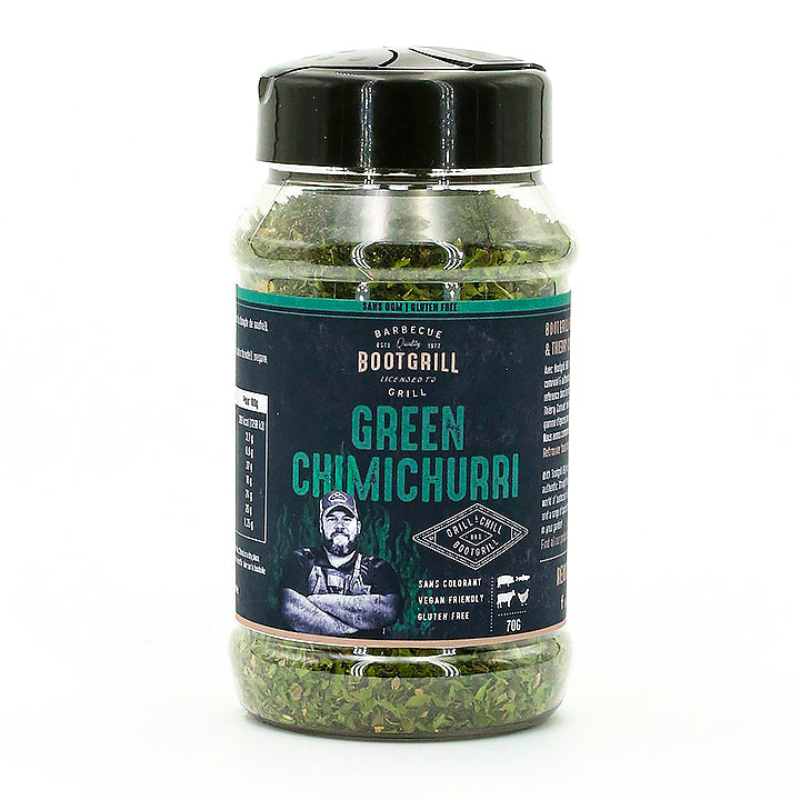 GREEN CHIMICHURRI