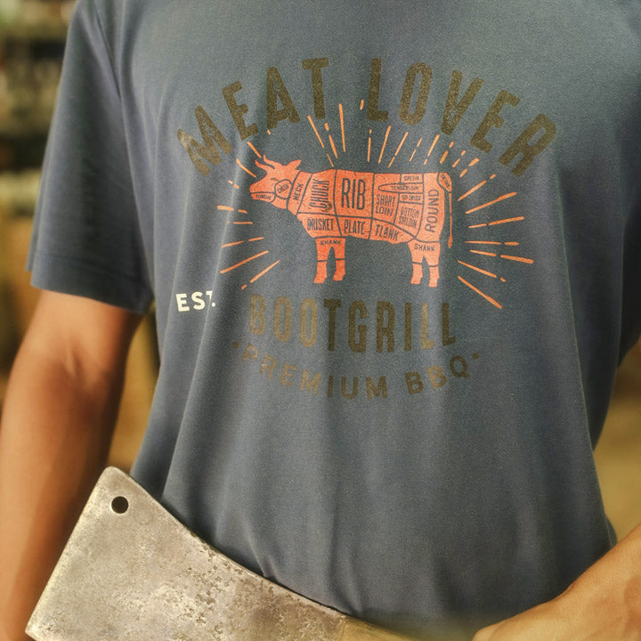 Tshirt Meat Lover