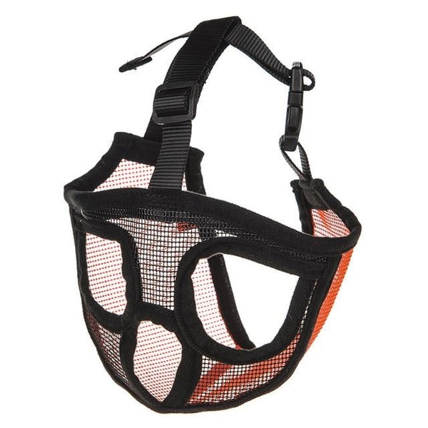 Dog Mouse Basket Breathable Muzzle - ikeeki.com