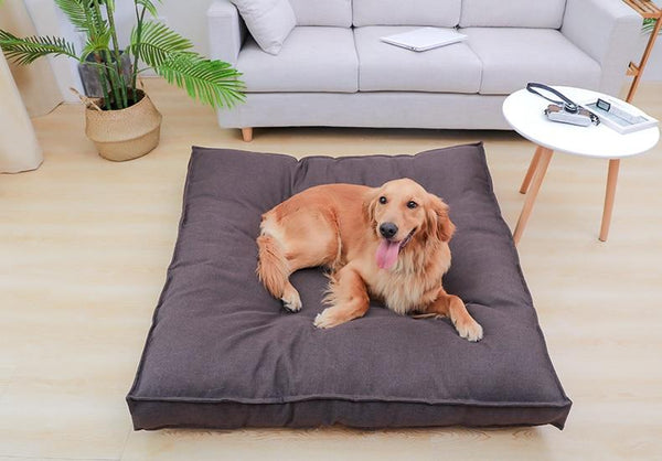 Dog Bed House Warm Soft - ikeeki.com