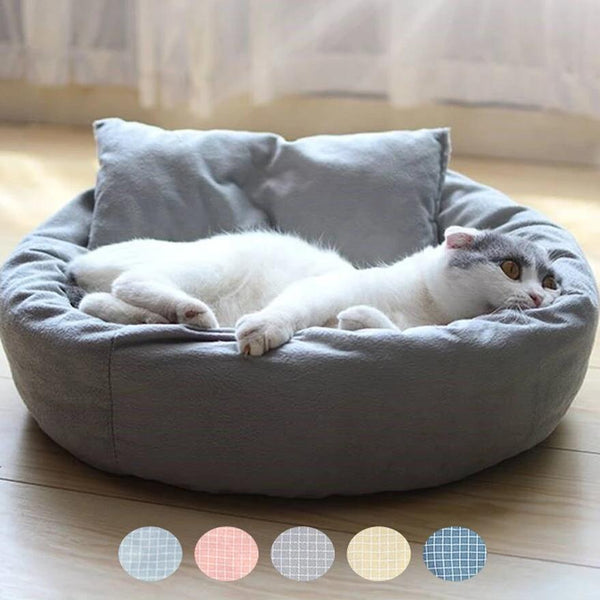 Pet Cat Lounger Sofa - ikeeki.com