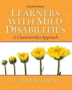 Learners with Mild Disabilities: A Characteristics Approach (4th Edition)