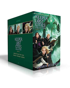 Keeper of the Lost Cities Collection Books 1-5: Keeper of the Lost Cities; Exile; Everblaze; Neverseen; Lodestar